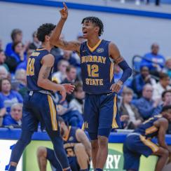 Murray State v Eastern Illinois
