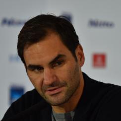 Roger Federer return roland garros french open clay
