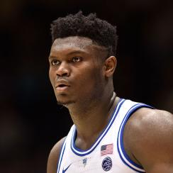 zion williamson, duke, zion williamson duke, virginia, duke virginia, Scottie Pippen, nba draft