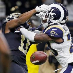 NFL competition committee to consider making PI reviewable