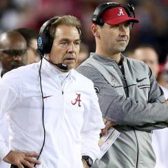Steve Sarkisian, Alex Grinch, Josh Gattis and other college football coordinator hires