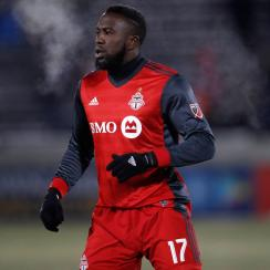 Jozy Altidore looks ahead after a disappointing and injury-laden 2018 with Toronto FC