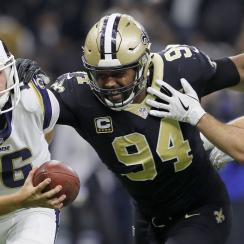 Cameron Jordan calls out NFC championship refs
