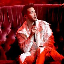 Prince Royce: Bachata singer joins FCFL (Fan Controlled Football League)