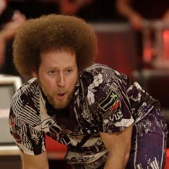 Afro bowler Kyle Troup does hilarious celebration dance (video)