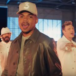 chance the rapper backstreet boys super bowl commercial doritos