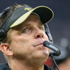 Sean Payton: Saints coach ate ice cream, watched Netflix after Rams loss