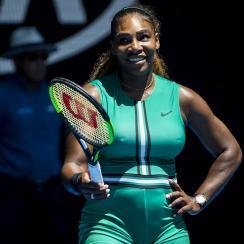 TENNIS: JAN 23 Australian Open
