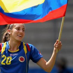 Melissa Ortiz has been outspoken about the Colombian federation