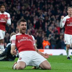 Arsenal gets Rennes in the Europa League last 16