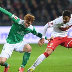 Josh Sargent makes his first start in the Bundesliga for Werder Bremen