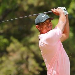 Tiger Woods Friday WGC-Mexico Championship