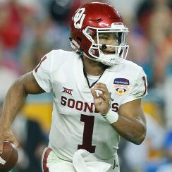 Kyler Murray says telling A's was hard