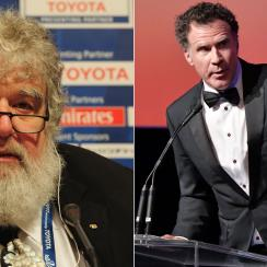 Will Ferrell will play Chuck Blazer in a FIFA biopic