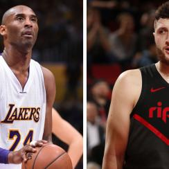 Kobe Bryant trash talking Jusuf Nurkic