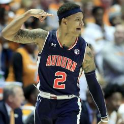 Auburn vs New Mexico State NCAA Tournament