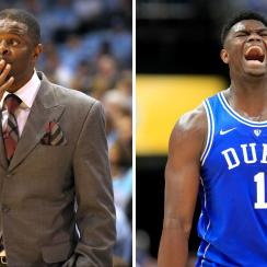 March Madness 2019: Zion Williamson scares North Carolina Central