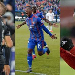 Wayne Rooney, Allan Cruz and Jozy Altidore all scored big goals over the weekend in MLS