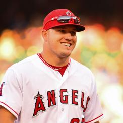Fun facts about Mike Trout's contract