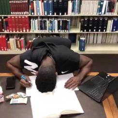 Emmanuel Acho spoof of NCAA video