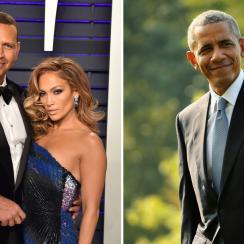 Alex Rodriguez-Jennifer Lopez engagement: Barack Obama sends letter