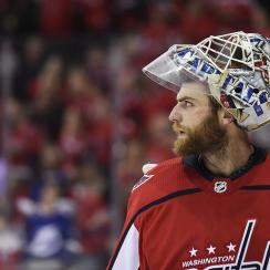 Braden Holtby will not visit White House
