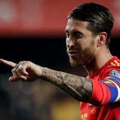 Spain  v Norway  -EURO Qualifier