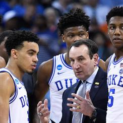 March Madness 2019 picks Duke NCAA tournament Sweet 16 predictions