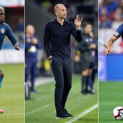 The USMNT is 3-0-1 in four matches under Gregg Berhalter