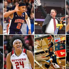 2019 College Basketball Awards Duke Zion Williamson Chris Beard Texas Tech