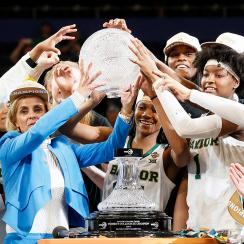 Baylor Lady Bears women's basketball national championship 2019 Kim Mulkey