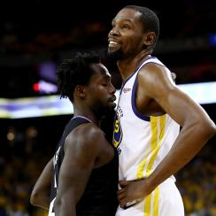 Los Angeles Clippers v Golden State Warriors - Game One