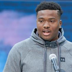 NFL: MAR 01 Scouting Combine