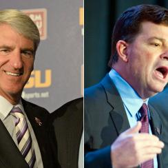 Scott Woodward, Joe Alleva: LSU Texas A&M rivalry grows after AD drama