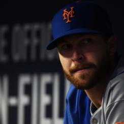 Jacob deGrom to have MRI on elbow