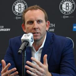 Sean Marks suspended
