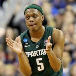 NBA draft decisions Cassius Winston return michigan state