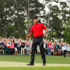 tiger woods, 2019 masters, tiger woods masters, augusta, the masters, steve williams