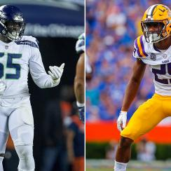 Frank Clark and Greedy Williams