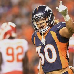 Denver Broncos vs. Kansas City Chiefs, NFL Week 4