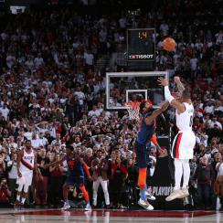 Damian Lillard buzzer beater: Breakdown of game-winner video