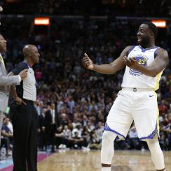 Steve Kerr and Draymond Green can't agree on music volume