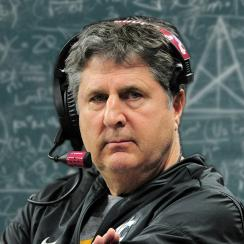 Mike Leach: Washington State coach on Insurgent Warfare class