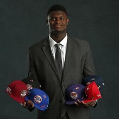 2019 NBA Draft Lottery Portraits