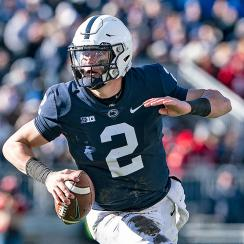 Penn State Tommy Stevens transfer Mississippi State football Joe Moorhead offense