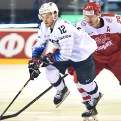 Denmark v United States: Group A - 2019 IIHF Ice Hockey World Championship Slovakia