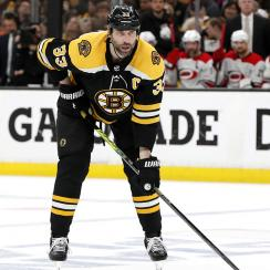 NHL: MAY 12 Stanley Cup Playoffs Eastern Conference Final - Hurricanes at Bruins