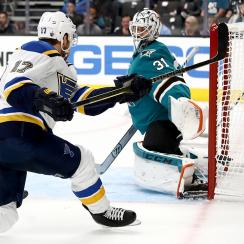 St Louis Blues v San Jose Sharks - Game Five