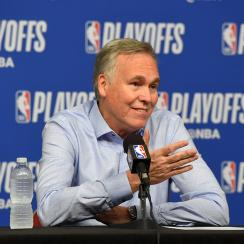 Mike D'Antoni, Mike D'Antoni contract extension, houston rockets, Rockets