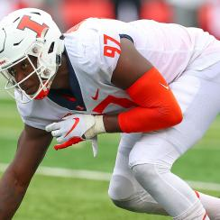 Illinois football: Bobby Roundtree spinal surgery, injury news